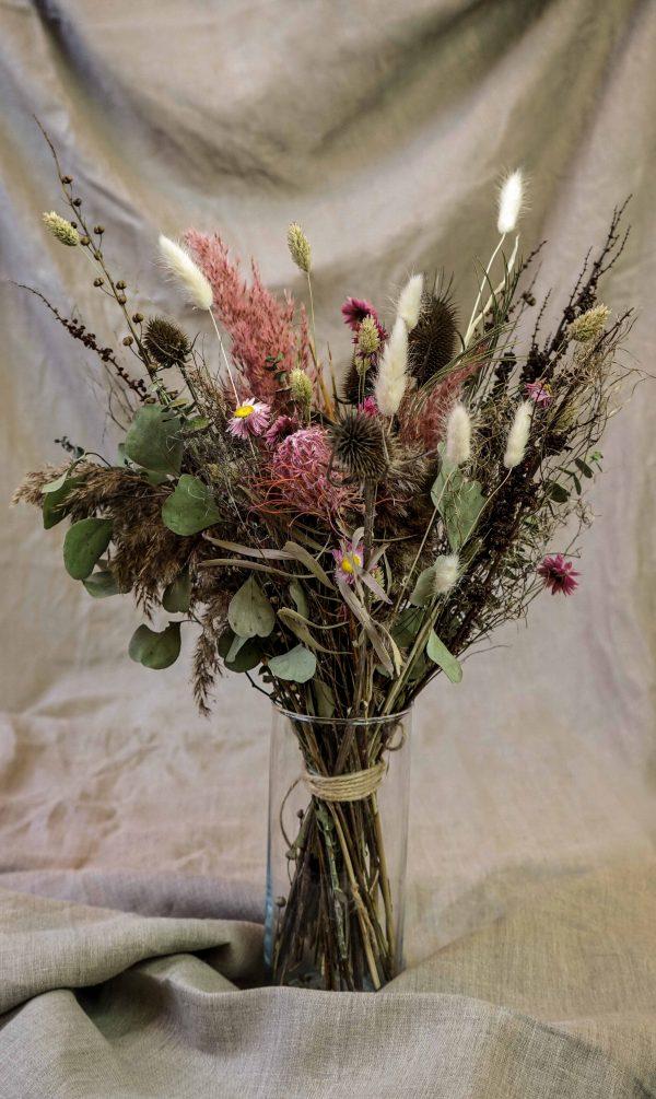 Malá kytica zo sušených kvetov_2