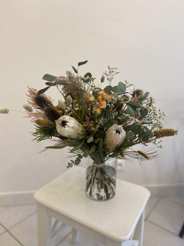 Veľká kytica zo sušenýcj kvetov_2